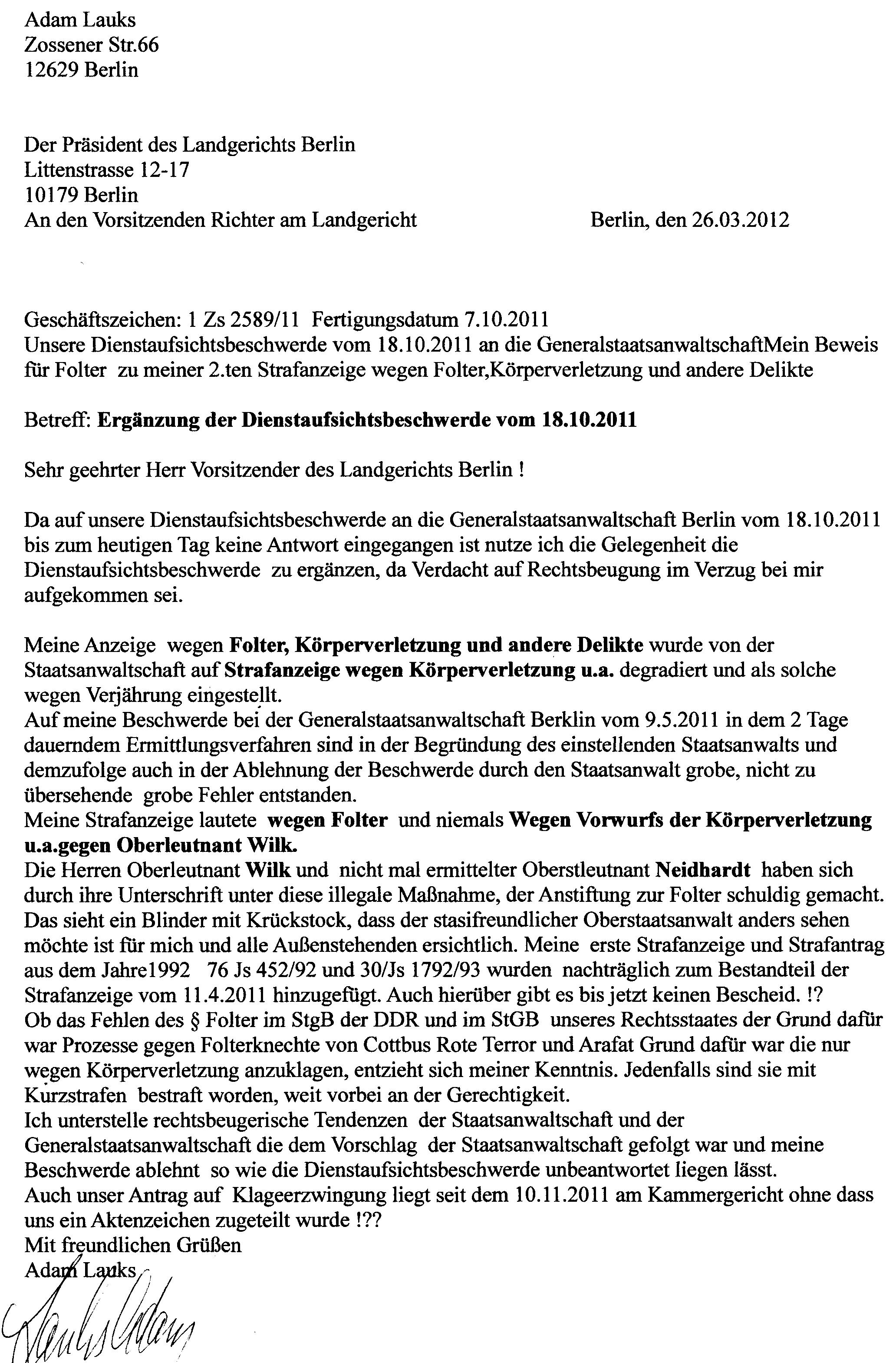 Die DDR und STASI ist überall!!! -Ich bin ein Folteropfer der ...