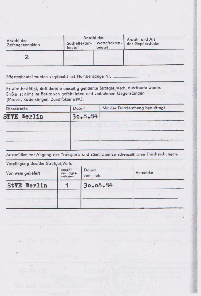 Alle Verfügungen wurden von OSL Neidhardt mit unläserlichen Unterschrift abgedeckt