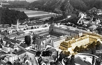 Das gelbe Haus von Waldheim
