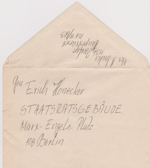 Diese Erhärtung verließ nicht den KZ - Berlin Rummelsburg