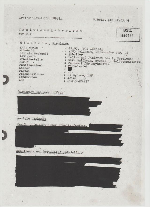 OPK GANOVE -OSL Dr. Siegfried Hillmann       3