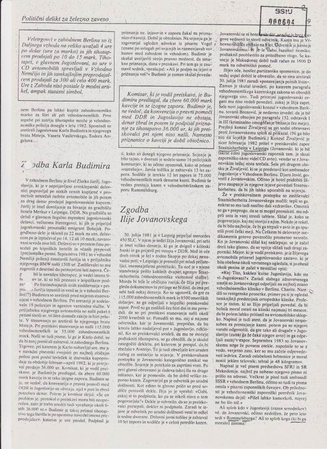 Niemand konnte annähernd ahnen was für Wirtschaftschaden durch den nichtgenehmigten Handel mit Quarzuhren aus dem Westen der DDR-Volkswirtschaft , eigentlich dem Aussenhandel und der STASI entsteht.