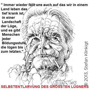 Joachim Gauck ist ein verbrecherischer Denunziant der das IM Bericht des OSL an die ZERV illegal zweimal weiterreichte und gleichzeitig Folterbeweise zurückhielt
