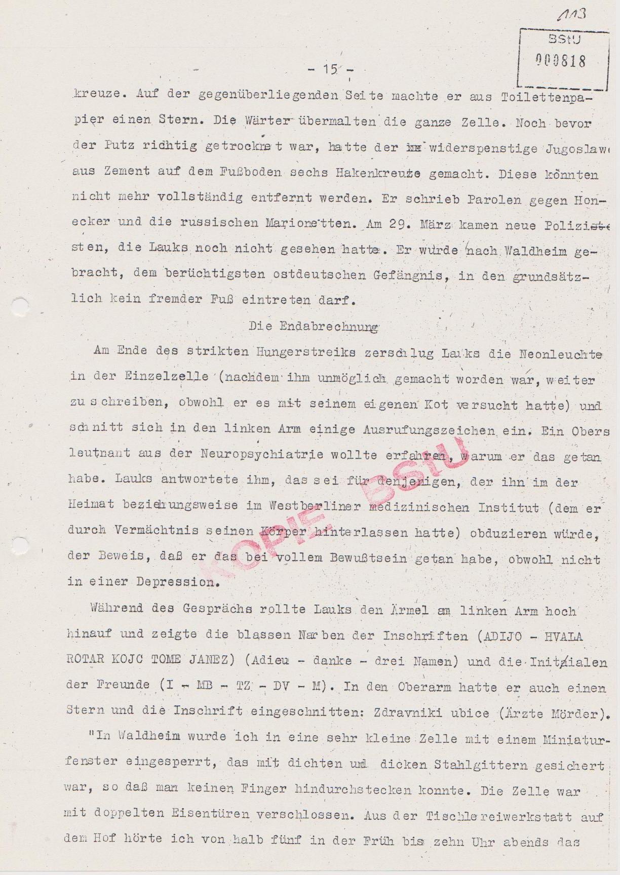 Der Derwisch Und Der Tod [1974]
