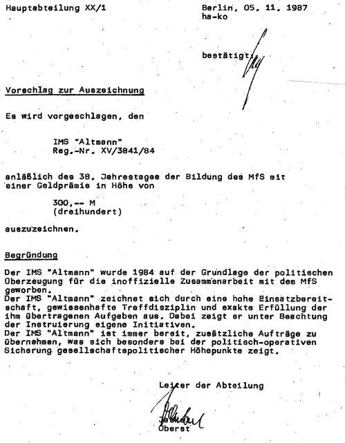 Er wollte die Welt mit DDR-Kommunismus überziehen - Ein Überzeugungstäter