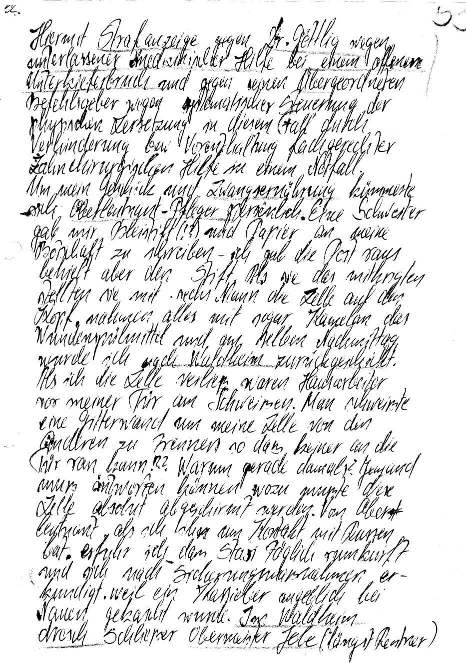 30 Js 1792 93 Ermittlungsverfahren der Staatsanwaltschaft II Bln 004