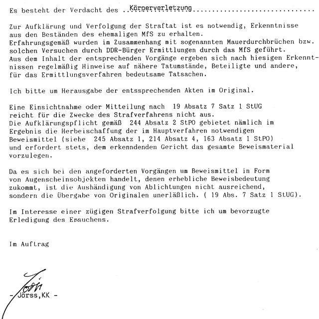 30 Js 1792 93 Ermittlungsverfahren der Staatsanwaltschaft II Bln 023