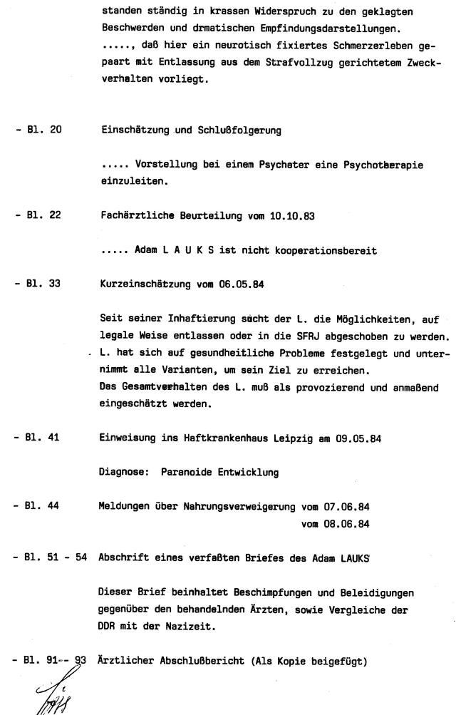 30 Js 1792 93 Ermittlungsverfahren der Staatsanwaltschaft II Bln 041