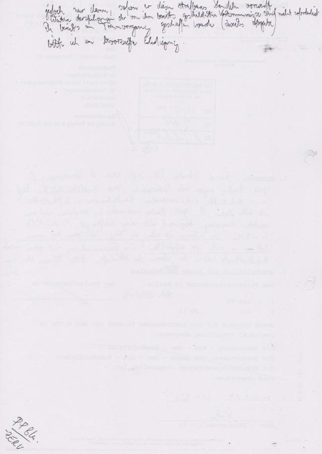 30 Js 1792 93 Ermittlungsverfahren der Staatsanwaltschaft II Bln 050