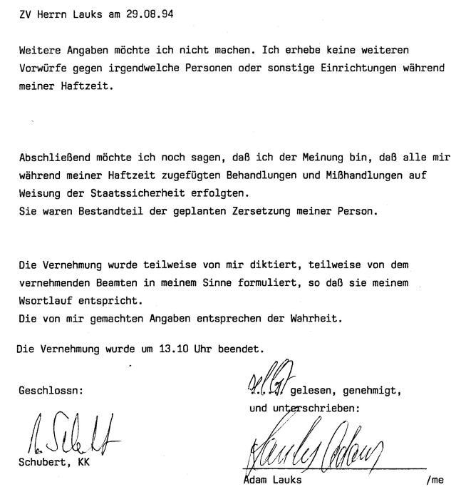 30 Js 1792 93 Ermittlungsverfahren der Staatsanwaltschaft II Bln 064