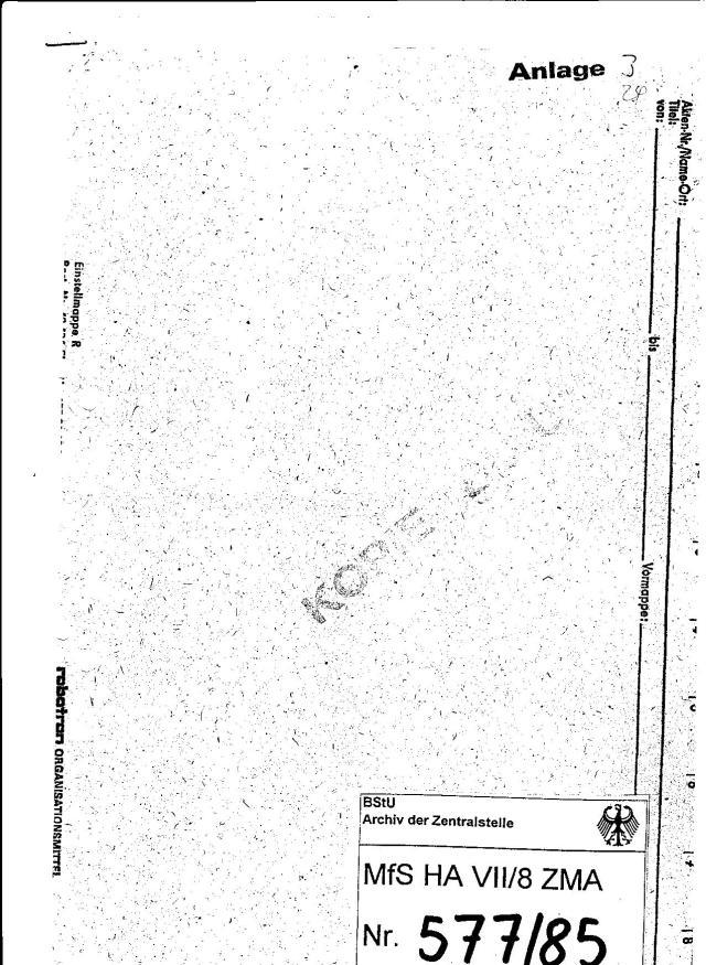Strafanzeige gegen die Gauckbehörde 005