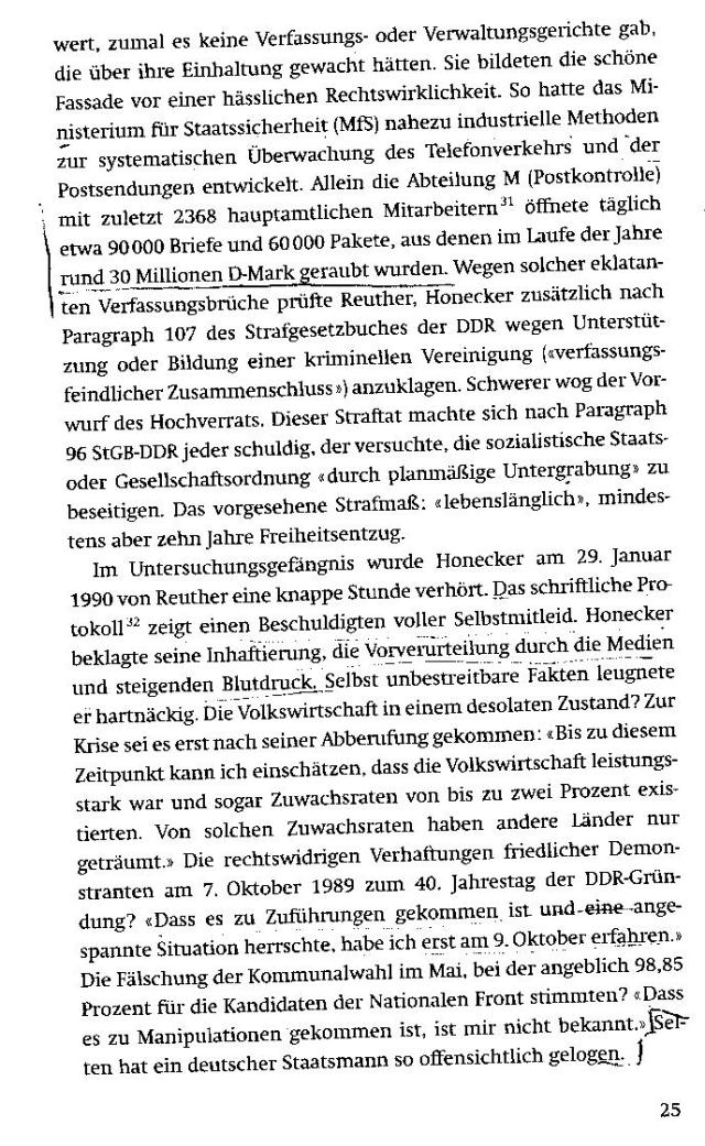 Vorwärts und vergessen - Uwe Müller und Gritt Hartmann