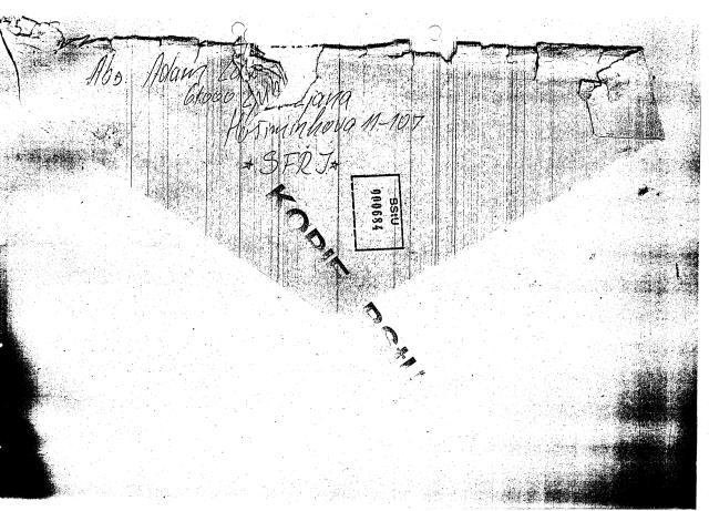 BStU 000684 Rückseite des Briefes an Honecker
