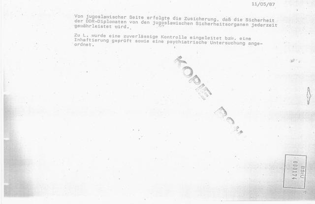 HV XXII  Terrorabwehr des MfS  - Stümper vor dem Herren 005