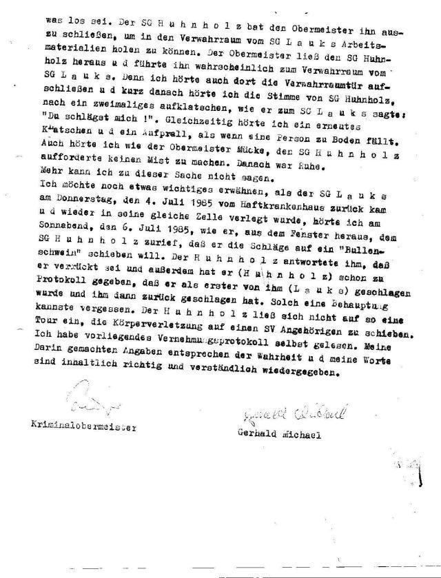 Generalstaatsanwaltschaft unterdrückt Beweise für Kieferbruch 004