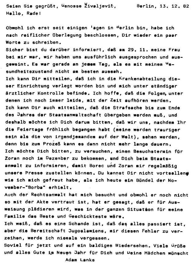 Schmuggler - Botschaftsfahrer SFRJ  nicht Adam Lauks 002