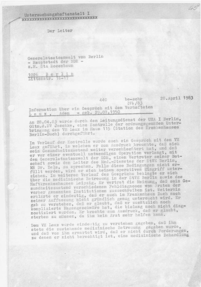 Schmuggler - Botschaftsfahrer SFRJ  nicht Adam Lauks 003