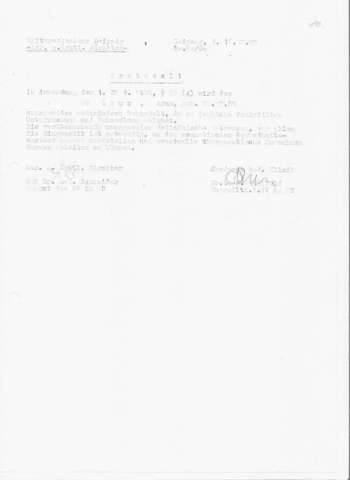Schmuggler - Botschaftsfahrer SFRJ  nicht Adam Lauks 007