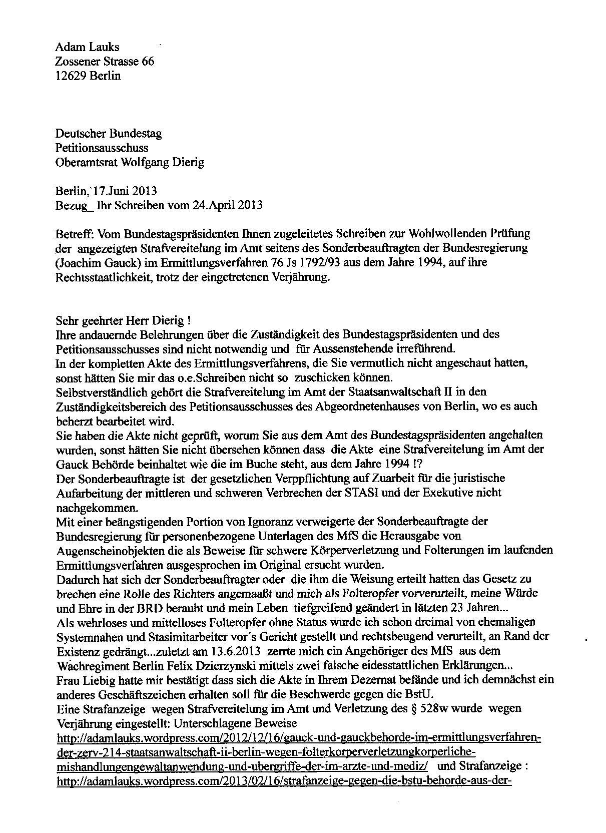 Gemütlich Schreiben Der Bundesregierung Lebenslauf Ideen ...