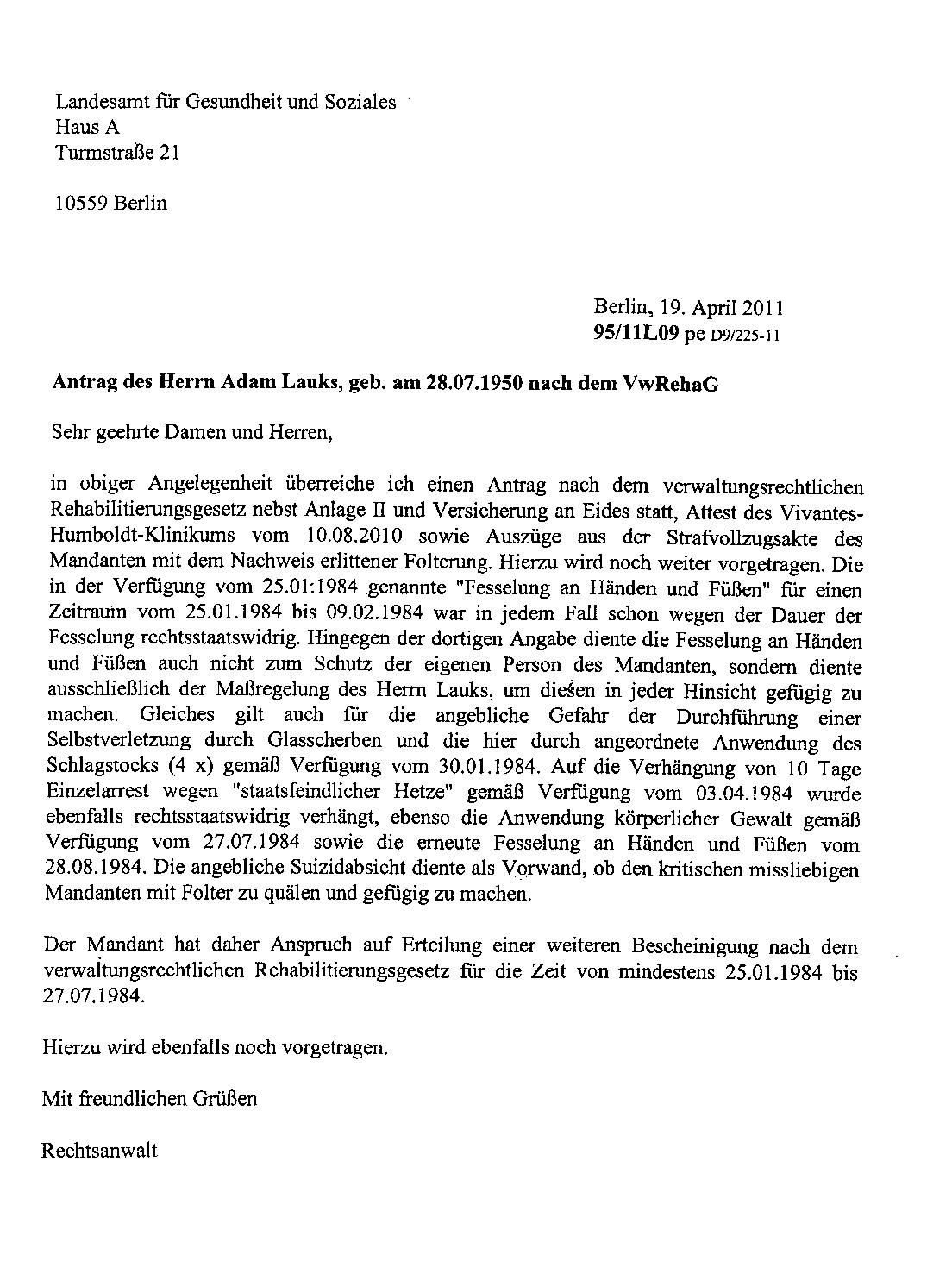 Scan0002 Senatsverwaltung Macht Den Bock Zum Grtner