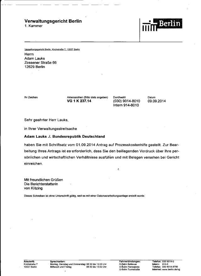DIE WAHRHEIT über die Verhöhnung der STASI -und der DDR-Justizopfer und die Vergauckelung des Deutschen Volkes seit der Eröffnung der Gauck Behörde ( B StU) bis Heute sol durch Verwaltungsgericht festgestellt werden! Aktenmanipulation, Urkundenunterdrückung,Falsche Mitteilungen der Behörde, Geschichtsklitterung pur seit 25 Jahren - bis jetzt 2,5 Mrd € !!! Will Deutsce Nation sich von 1.600 ehemalige Diktaturträger weiter abzocken lassen !??