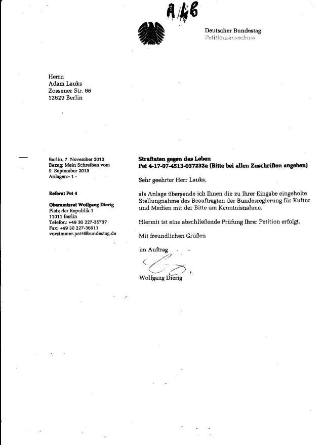 Wolfgang Dierig: trotz-
