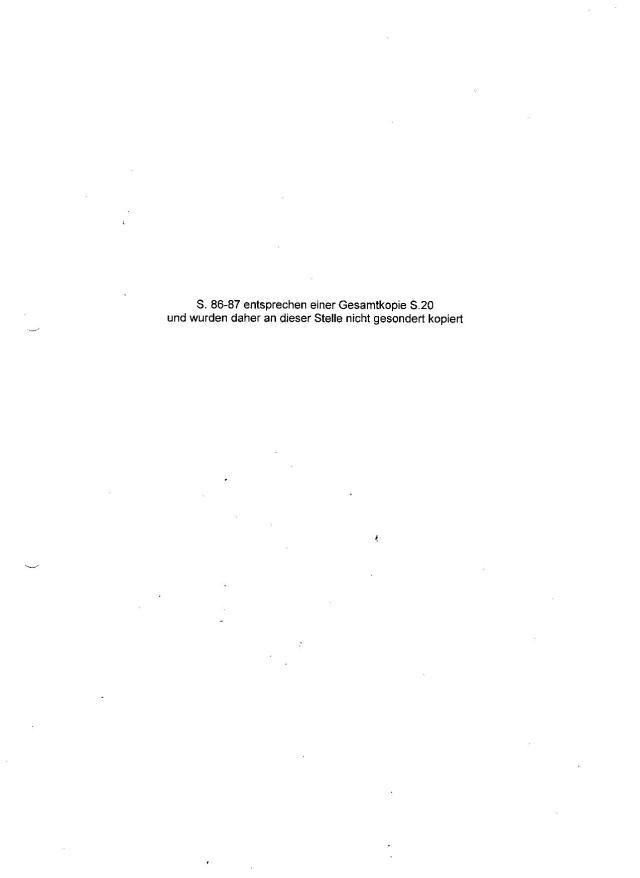 Ausgerechnet die Seite Nr.20 zu kopieren wie alle anderen ist für BStU ein Problem !?? - Weil darauf die Kopie der Kartei zu sehen ist auf der sich zwei Signaturen befinden: Nr 862/84 und Nr. 577/85