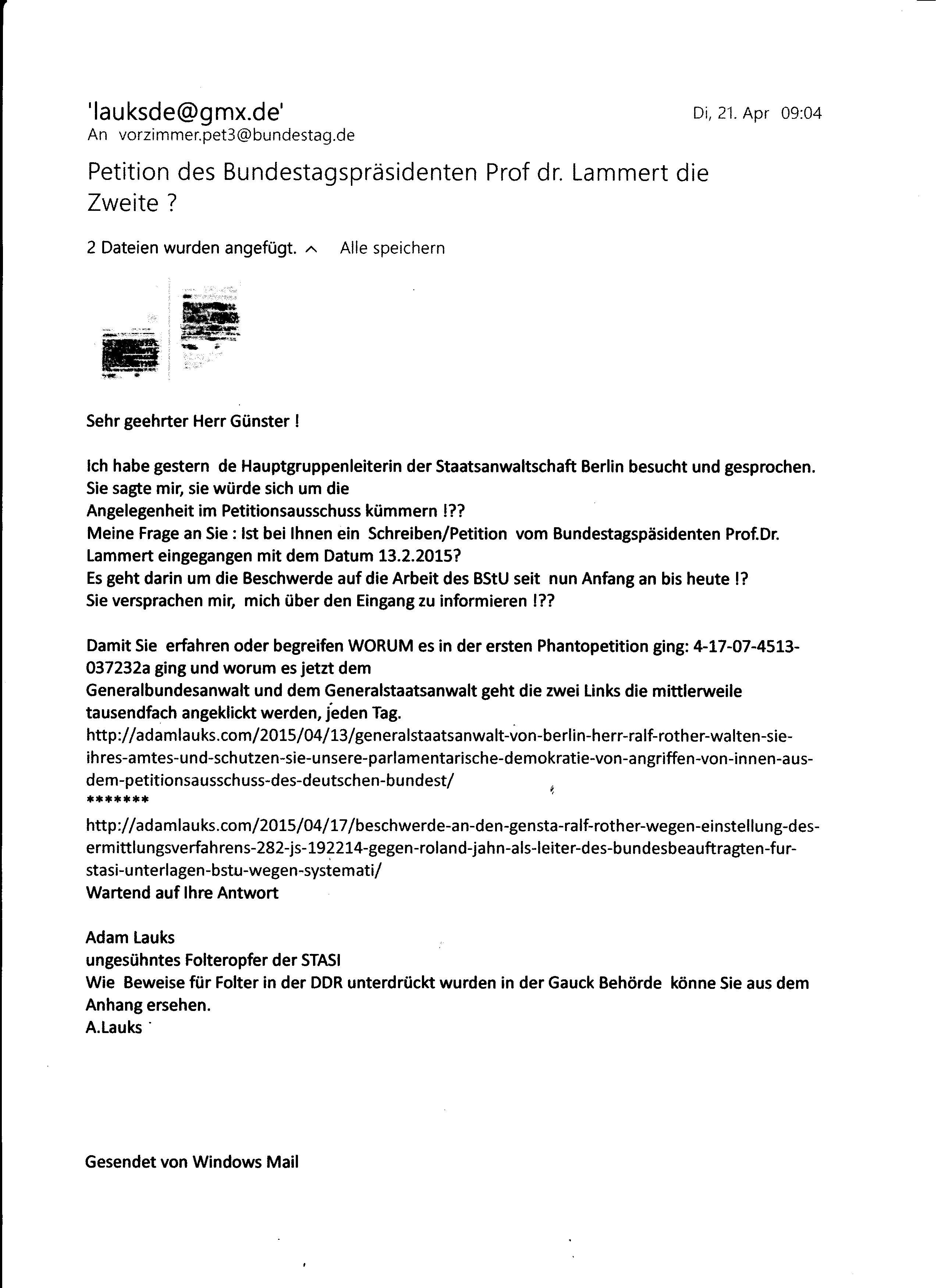 Schutz Der Stasi Täter Adamlauks Blog