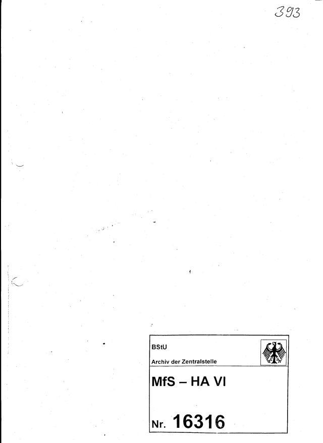 Was verbirgt sich über SPIEGEL und STASI noch alles in der MfS Akte mit dem Original Aktendeckel!?? War Ulrich Schwarz - Direktor des SPIEGEL-Büros IM ode Doubleplayer - Vetrbindungsglied BND _STASI !??