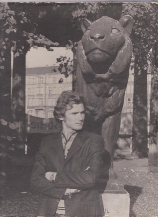 Berlin-DDR war der Ort wo ich auf den