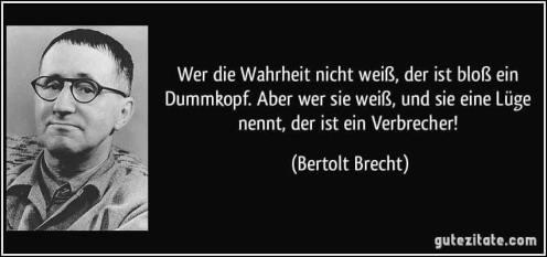 1972 kam ich nach Ostberlin aus einem freien Land...als Student der Germanistik besuchte ich viele Aufführungen seiner Werke...