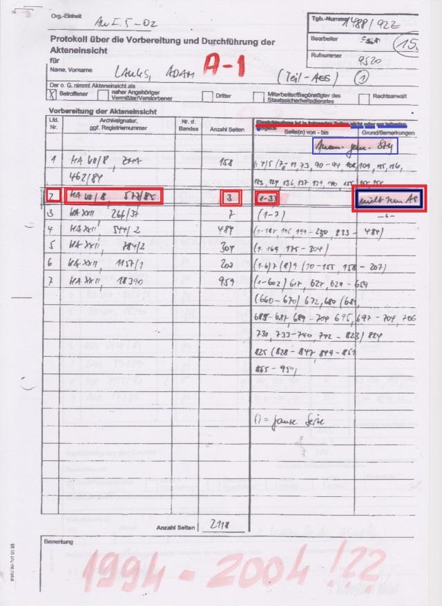 Urkundenunterdrückungsbeweis  für Gauck&Birthler 001