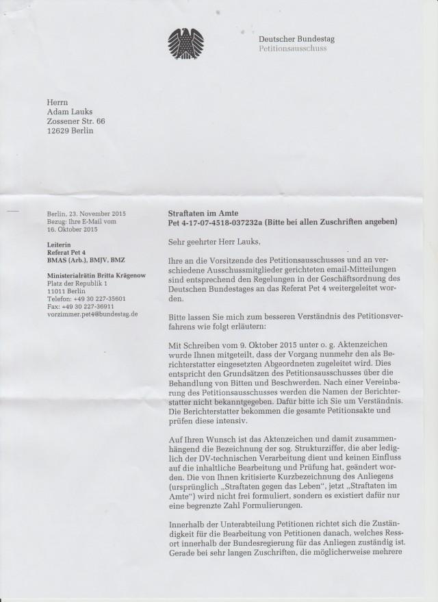Urkundenunterdrückung – AdamLauks Blog