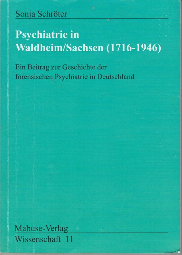 Eine lesenswerte Dissertation über Zuchthaus Waldheim bis 1946