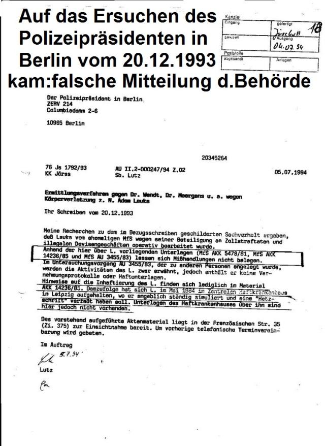 BV 000247.94-18 DAS ERSUCHEN DER ZERV 214