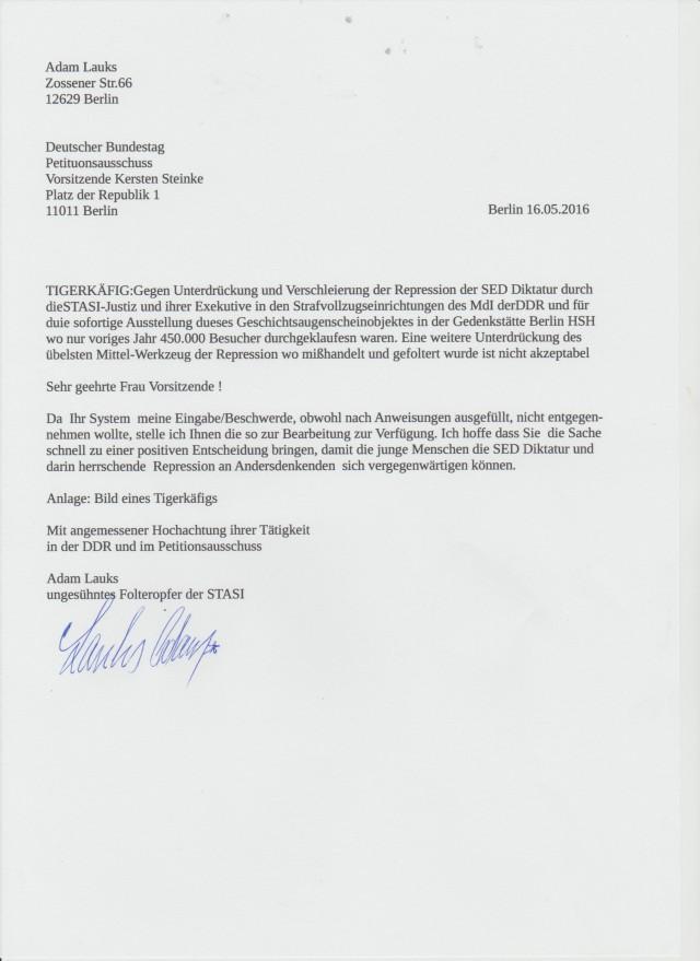 Dieter Winderlich - Chefinspekteur des MdI der DDR