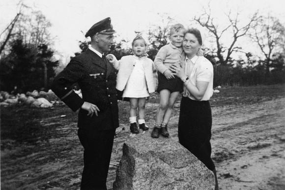Bundespräsident mit NAZI-Kinderstube