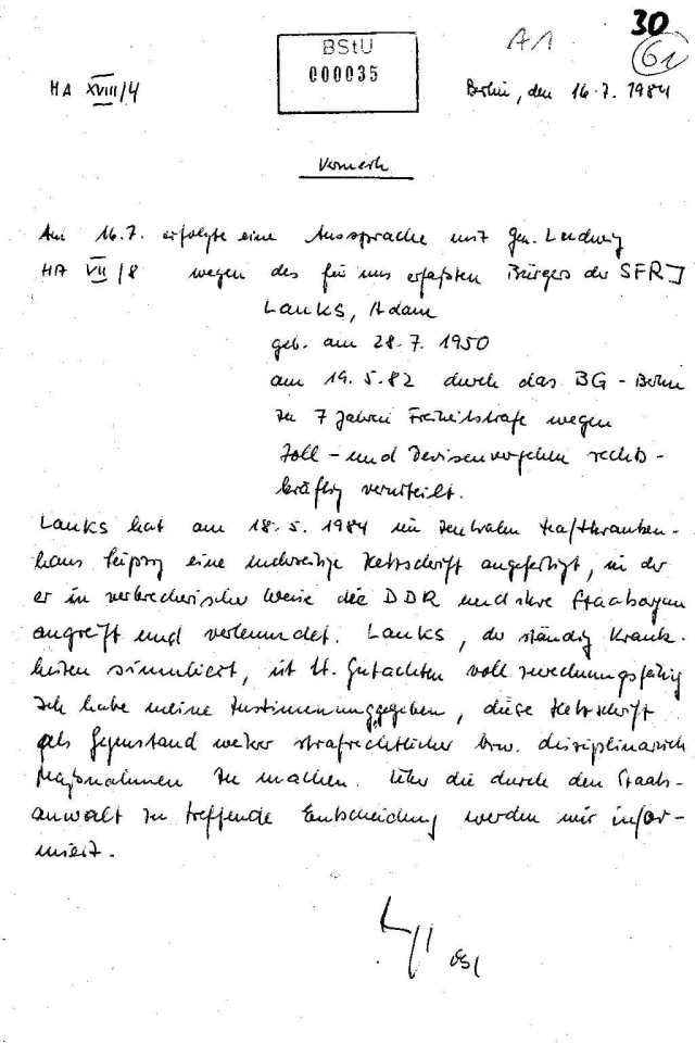 IM_Bericht_zu Urteil_aus_1984