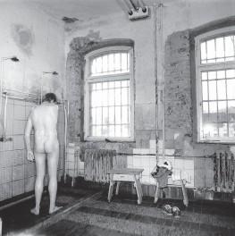 Spezielle Strafvollzugsabteilung Waldheim  - Duschraum