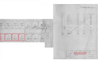 Keller des Haus 6 im Zuchthaus Berlin Rummelsburg - Bereich A - 2 ( ANTON ZWEI )