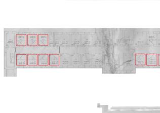 Kellerbereich des Haus 6 - Bereich A-1 (ANTON EINS )