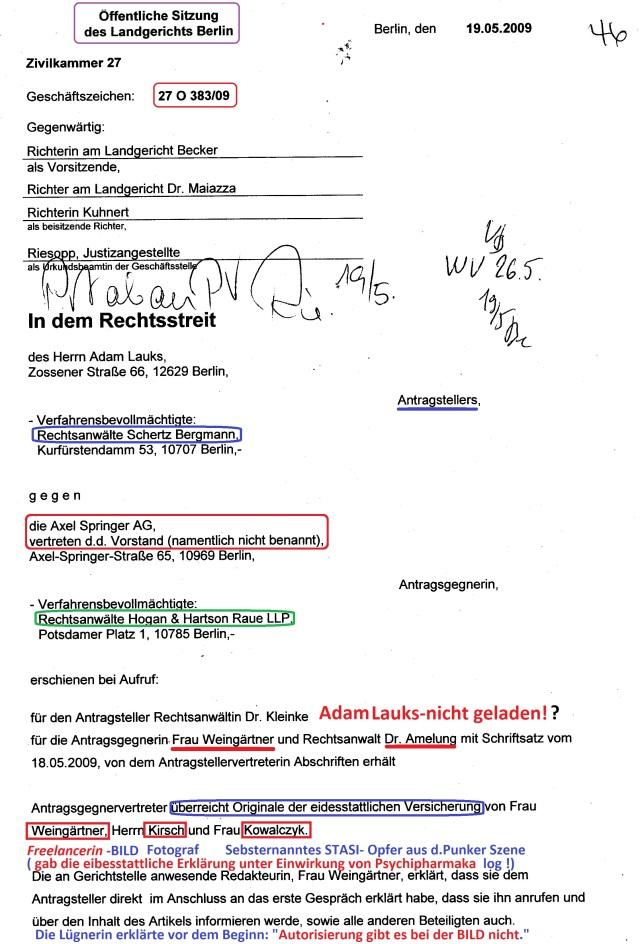 Widerspruch SPRINGER AG (31)