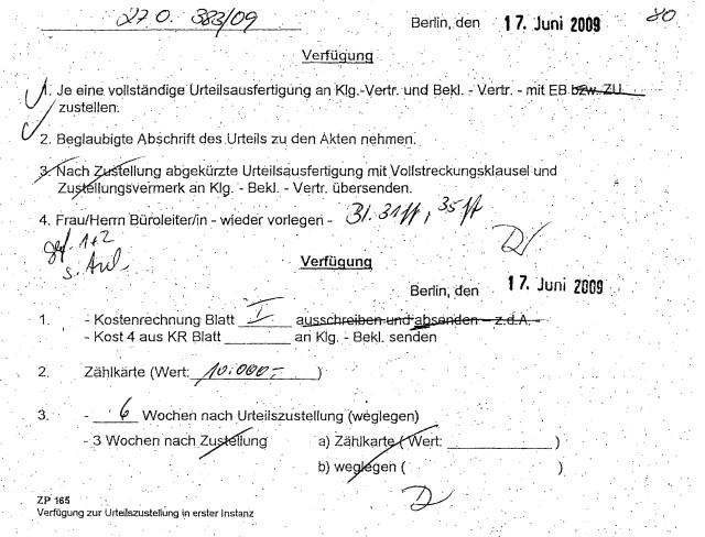 Widerspruch SPRINGER AG (51)