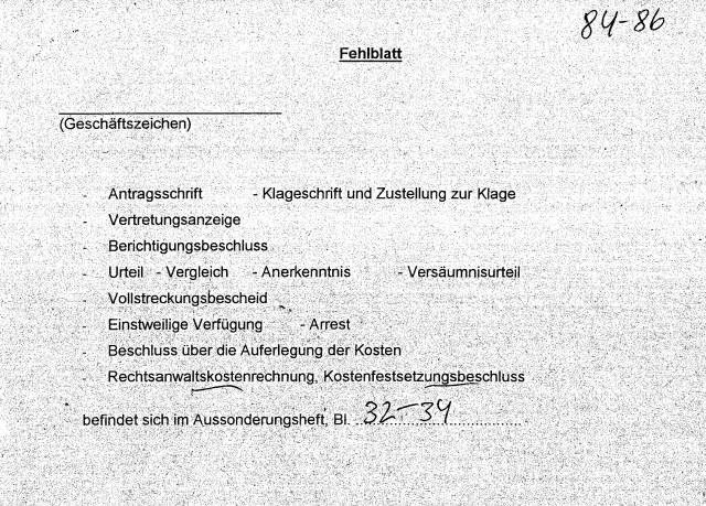 Widerspruch SPRINGER AG (56)