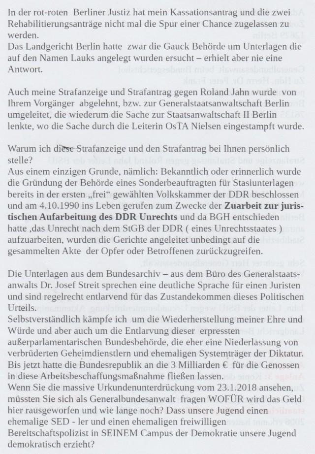 Scan_20180531 (3)Strafanzeige gegen Roland Jahn